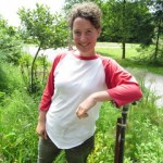 Katherine Hastie, Urban Farmers Volunteer Coordinator