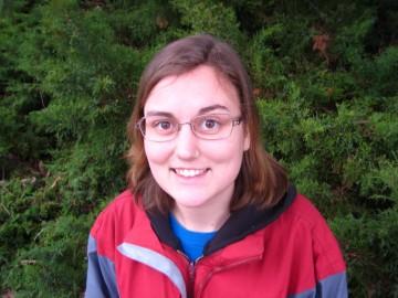Kailee Hirsche, Children's Garden Education Assistant